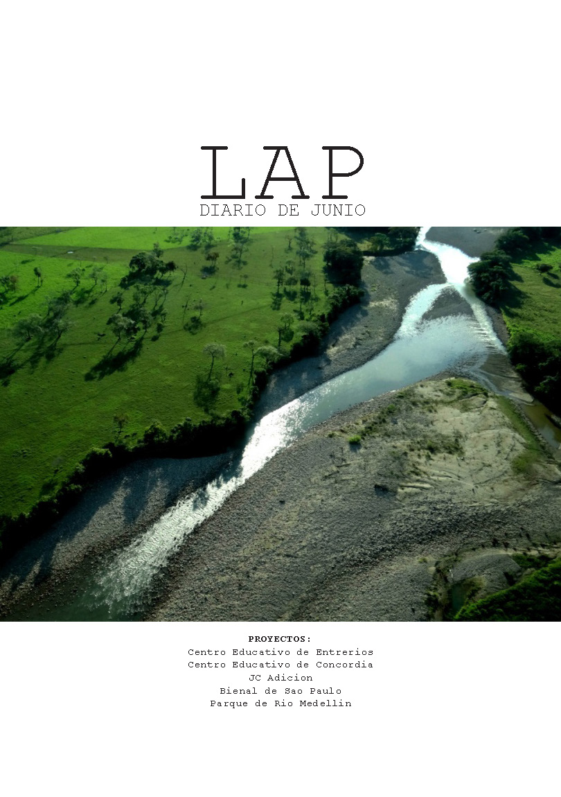 L-A-P Diary of June 2013