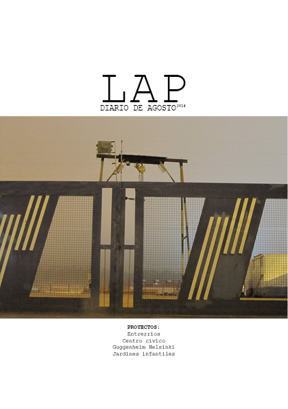 L-A-P Diary August 2014