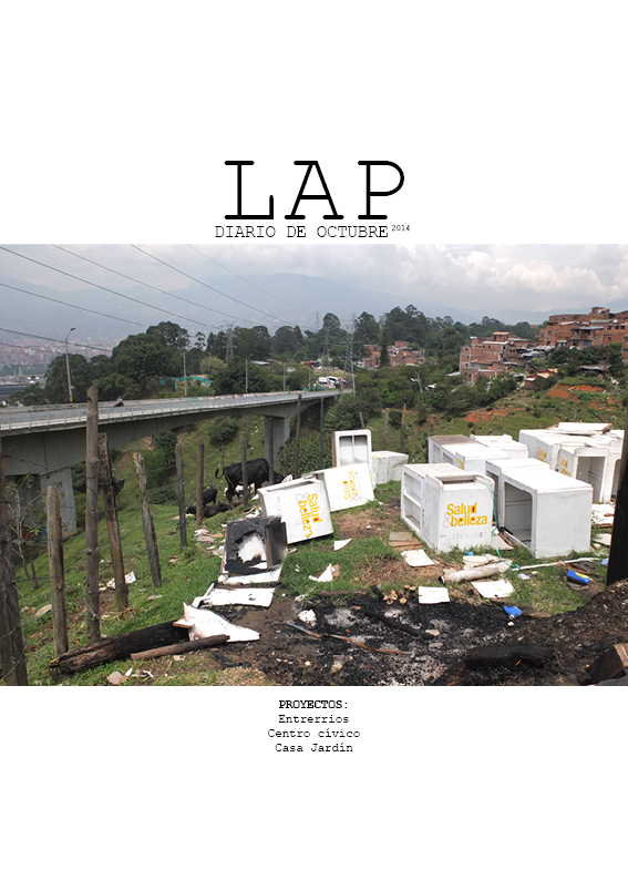 L-A-P Diary October 2014
